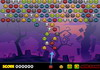 Game Bubble shooter Halloween