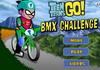Game Teen titan BMX challenge