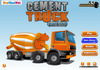 Game Cement truck parking