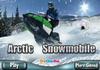 Game Arctic snowmobile