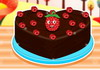 Game Raspberry chocolate cakes