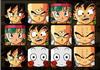 Game Goku memory