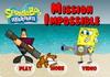 Game SpongeBob mission impossible