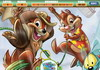 Game Chip dale hidden numbers
