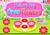 Game Mother day oreo flowers