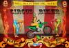 Game Circus biker
