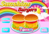 Game Sunshine burgers