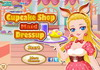 Game Cupcake shop maid dressup
