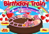 Game Birthday train