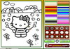 Game Sweetie coloring