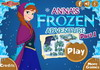 Game Anna frozen adventure
