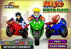 Game Naruto moto race