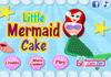 Game Little mermaid cake