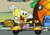 Game SpongeBob deep sea racing