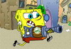 Game SpongeBob adventure lands of robots