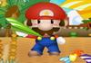 Game Mario paper plane