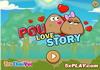 Game Pou love story