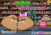 Game Pou kissing game