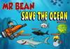 Game Mr Bean save the ocean