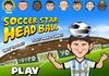 Game Soccer star head ball
