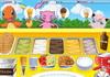 Game Pokemon ice cream shop