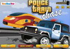 Game Police train chase
