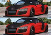 Game Audi R8 differences