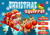 Game Christmas squirrel