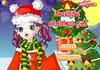 Game Beautiful Christmas girl