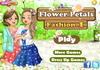 Game Flower petals fashion 1