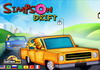 Game Simpsons lái xe đua