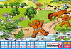 Game Gingerfred hidden numbers