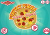 Game Perfect pizza hidden objects