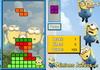 Game Minions tetris