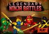 Game Legendary ninja battles