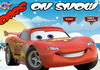 Game Cars on snow