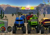 Game Monster truck rally