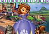 Game Princess Sofia hidden alphabets