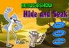 Game Regularshow hide and seek