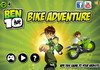 Game Ben10 bike adventure