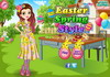 Game Easter spring style