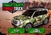 Game Military combat truck