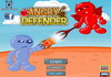 Game Angry defender