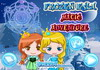 Game Frozen Esla magic adventure