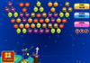 Game Bubble shooter fruits
