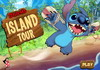 Game Stitch island tour