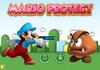 Game Mario bảo vệ lâu đài