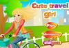 Game Cute travel girl