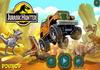 Game Lái xe diệt khủng long
