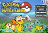 Game Pokemon battle arena